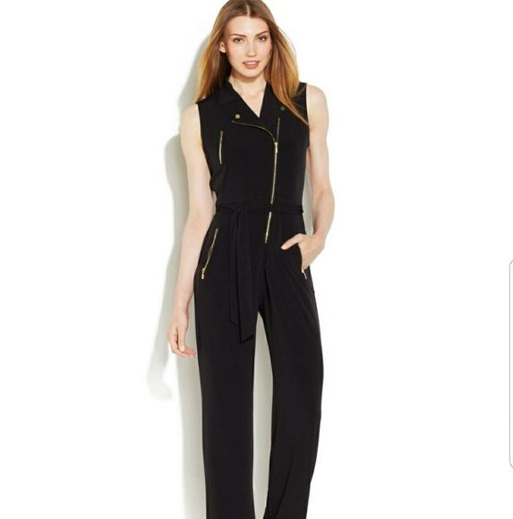 b7a8b0b9429 Calvin Klein Pants - Calvin Klein Jumpsuit